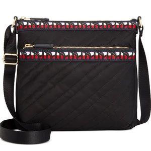 Tommy Hilfiger Penny Nylon Crossbody Bag Black